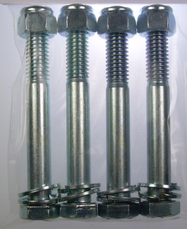 Mk1 Escort Front Bumper Iron Bolts £7.95