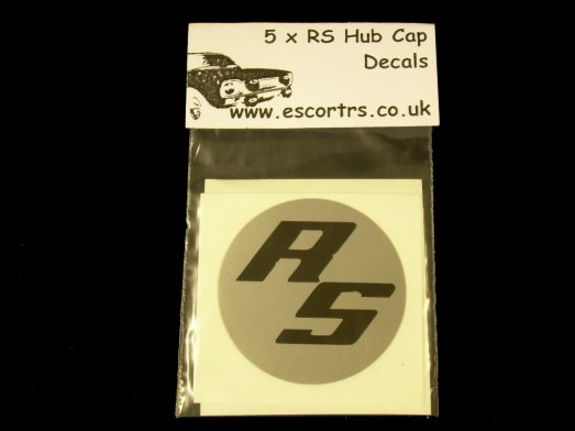 Mk1 Escort RS Hub Cap Decal £2.75 each