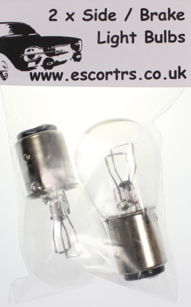 Mk1 Escort Side / Brake Light Bulbs x 2 £1.99