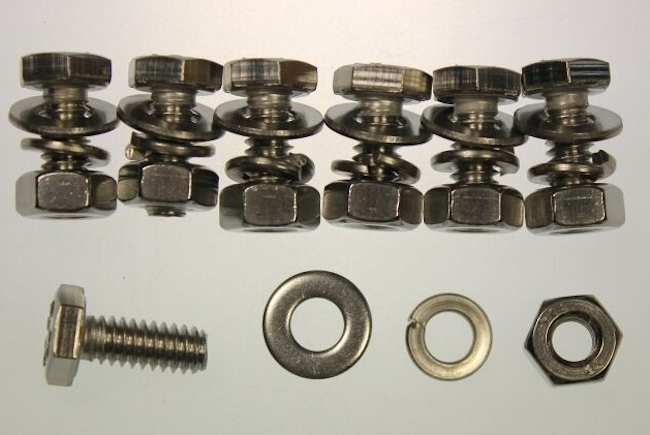Mk1 Escort Stone Deflector Bolts £7.95