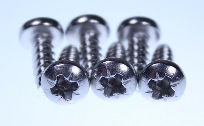 Mk1 Escort Headlight Lens Trim Screws £3.25