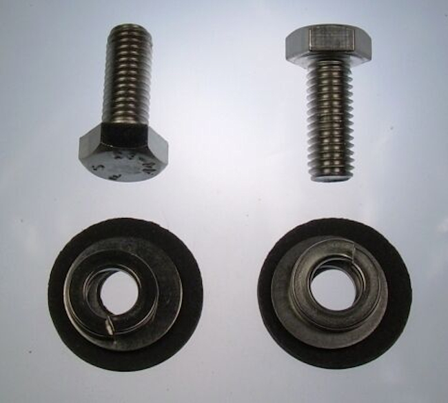Mk1 Escort Side & Rear Bumper Iron Mounting Bolts £4.50